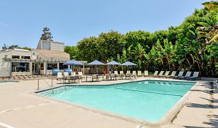 Pool, The Californian Fountain Apartments