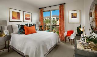 Bedroom, Santa Clara Square
