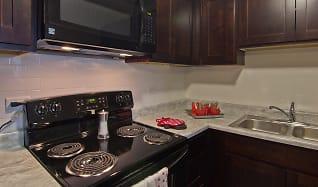 Kitchen, The Flats at Gladstone
