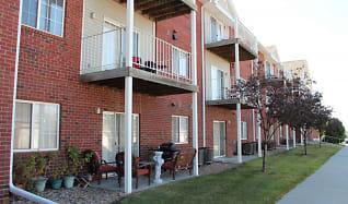 Building, Deer Park Apartments