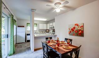 Dining Room, Pioneer Ridge