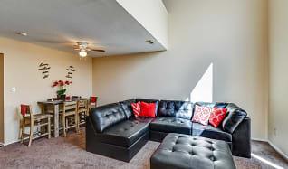 Living Room, Eden at Caleb's Crossing