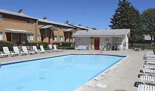 Pool, Village Townhomes
