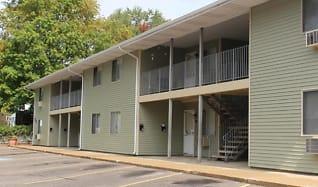 Building, West Jefferson Apartments