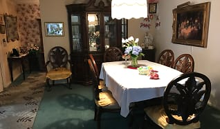 Dining Room, 555 Palm Avenue, Apt #303