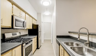 Kitchen, Capitol Place
