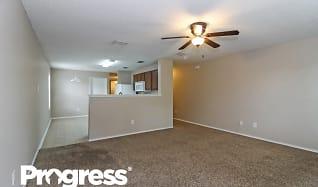 Living Room, 2605 Margaret Ln