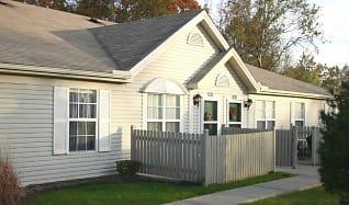 Building, Ashberry Village Apartments