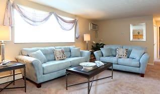 Living Room, Four Seasons