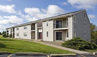 Building, Haymeadow Apartments