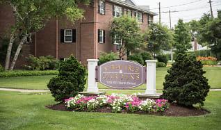 Building, Albemarle Garden Apartments