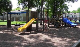 Playground, Tall Oaks Apartments