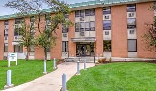 Building, MSU College Of Law Apartments
