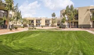 Building, Dana Park Apartments