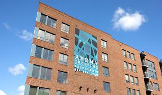 Building, Arena Crossing Apartments