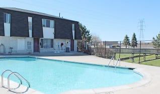 Pool, Riverside Village