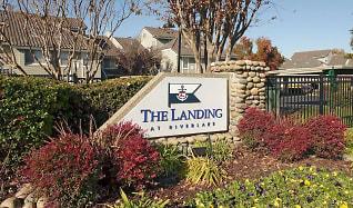 Community Signage, The Landing At Riverlake