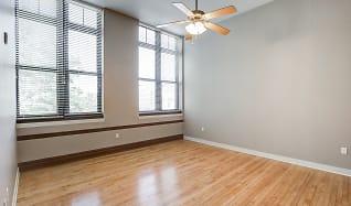 Living Room, West Hill Lofts