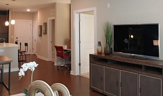 Living Room, 1400 Main Street