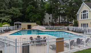 Regency Park-Swimming Pool, Regency Park Apartment Homes