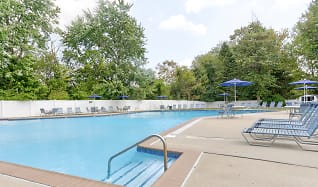 Pool, Middletown Trace Apartments