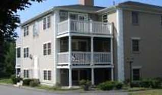 Building, Pinewood Estates