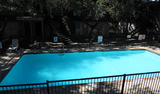 Pool, Santa Fe Trails Apartments