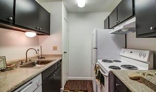 Kitchen, The Waverly