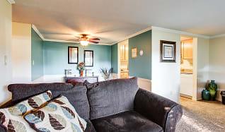Living Room, Penn Grove Colony Apartments