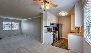 Kitchen, Carlsbad Coast Apartments