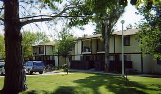 Building, Griffin House Apartments