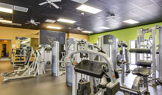 Fitness Weight Room, Springfield Farms