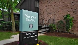 Building, Oklahoma Gardens