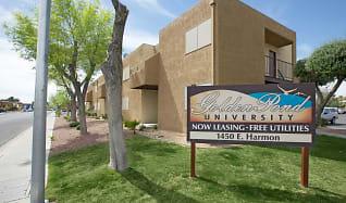 Community Signage, Viva Apartments