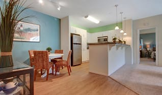 Perfectly Placed Dining Room for Easy Entertaining off our Fully Equipped Kitchen with Granite Countertops, Vesada