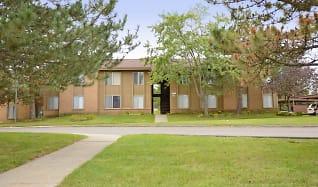 Fox Lane Apartments, Shelby charter, MI