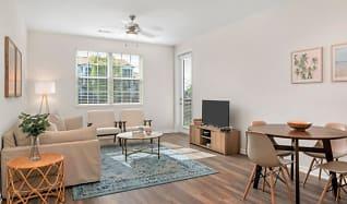 Wood-like Vinyl Plank Flooring, Venetian Apartments