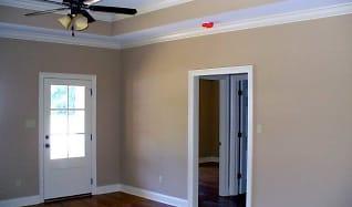 Living Room, 129 West Sidonia Drive