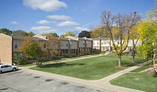 Building, Glendale Townhomes