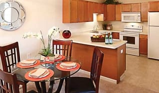 Dining Room, Eden Park Senior Apartments