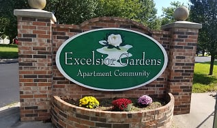 Community Signage, Excelsior Gardens Apartments