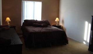 Bedroom, Beech Pointe Apartments