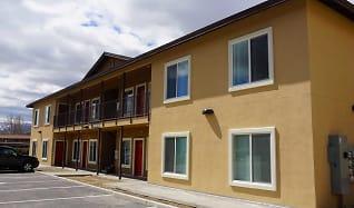 Building, Bella Lago Village