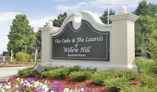Community Signage, Laurels of Willow Hill