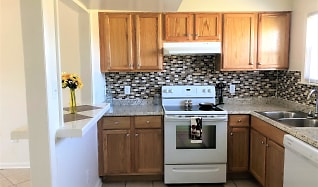 Kitchen, Quail Ridge Apartments