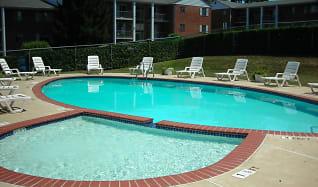 Pool, Belmont Village