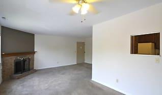 Living Room, Arbor at Montana