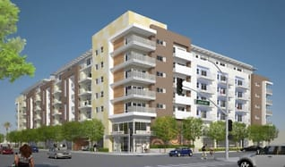 Building, Long Beach Arts Colony