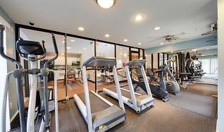 Fitness Weight Room, Terrace Oaks