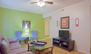 Living Room, Country Meadows Apartments